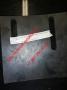 7002112 Фартук правой шахты боковой Дефлектор резиновый Bucher М
